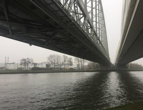 Demka spoorbrug Utrecht