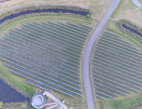 Zonnepark Almere
